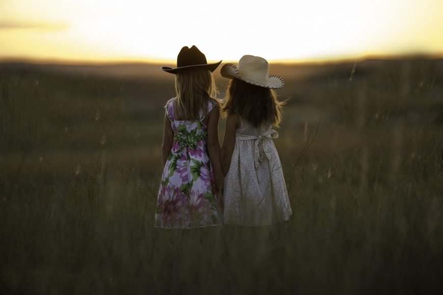 sisters-sunset