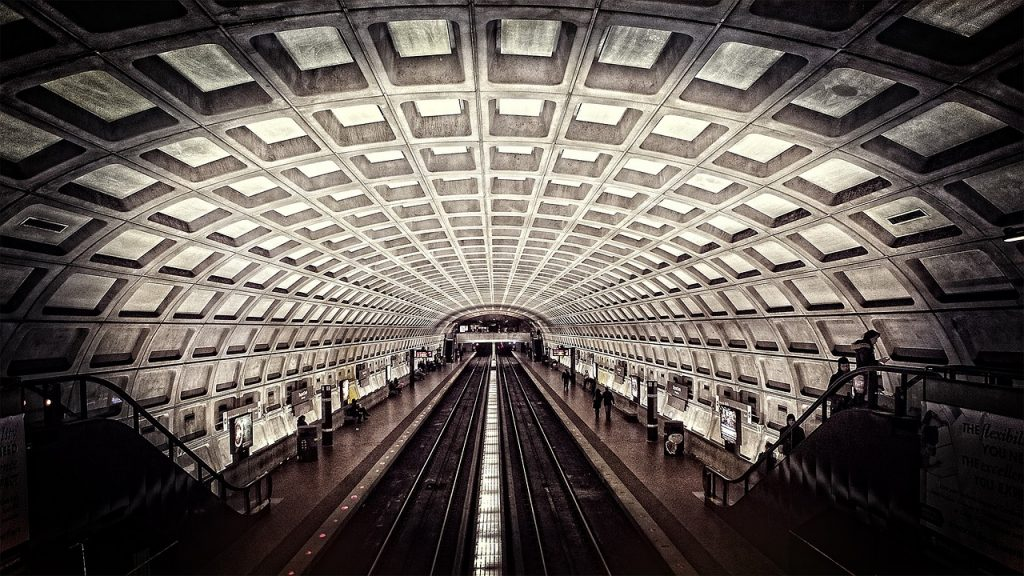 To avoid the headache of DC traffic, opt instead for the city's speedy and reliable metro.
